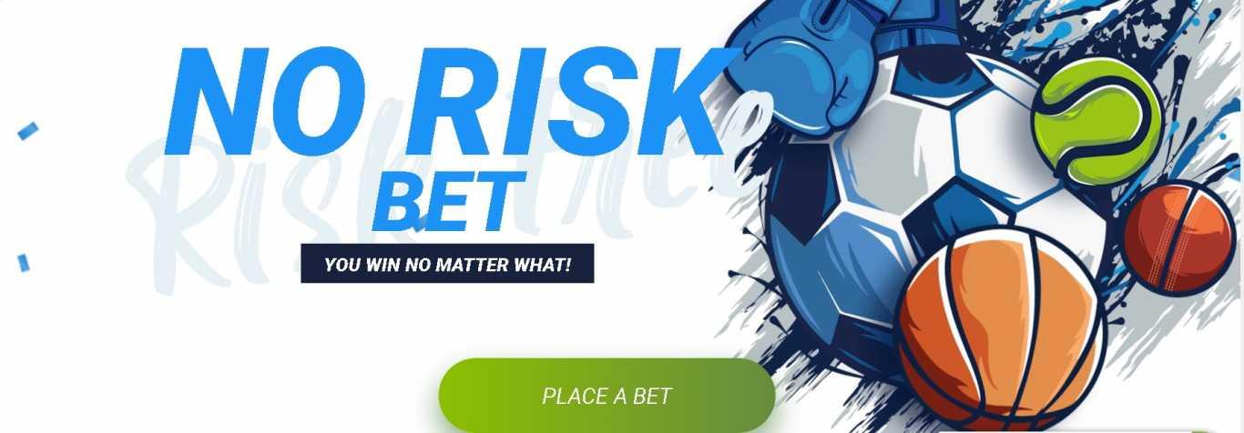 1xBet no risk bet